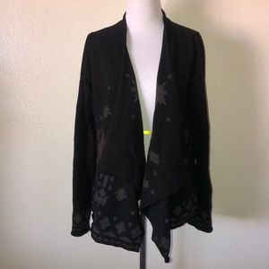 Lucky lotus by lucky brand cardigan